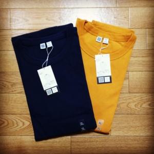UNIQLO クルーネックTシャツ