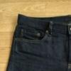 【デニム】UNIQLOのストレッチセルビッチスリムフィットジーンズの穿き込み開始から10