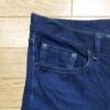 【デニム】UNIQLOのストレッチセルビッチスリムフィットジーンズの穿き込み開始から60